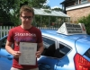 Oliver Gracey passed with Colin Kentish Driver Training