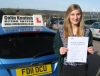 Ella Freke passed with Colin Kentish Driver Training