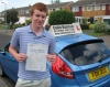 Cameron Hardman passed with Colin Kentish Driver Training