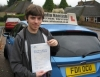 Jacob Lowe passed with Colin Kentish Driver Training