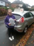 Keziah Griffin passed with Colin Kentish Driver Training