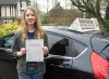 Olivia Atkinson passed with Colin Kentish Driver Training
