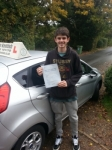 Ross Nowers passed with Colin Kentish Driver Training