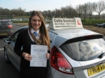 Eloise Robson passed with Colin Kentish Driver Training