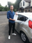 Ben Clewley passed with Colin Kentish Driver Training