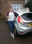 Alex Davison passed with Colin Kentish Driver Training