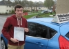 Conor Skillen passed with Colin Kentish Driver Training