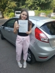 Joella Angerson passed with Colin Kentish Driver Training