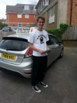 Alex Dainton passed with Colin Kentish Driver Training