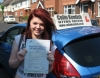 Emma Keywood passed with Colin Kentish Driver Training