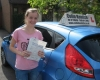 Victoria Bishop passed with Colin Kentish Driver Training