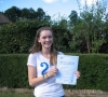 Imogen Truphet passed with Colin Kentish Driver Training