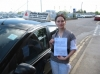 Viktorija Pociene passed with Colin Kentish Driver Training