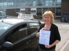 Rachael Ludbrook passed with Colin Kentish Driver Training