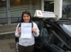 Abby Bogalin passed with Colin Kentish Driver Training