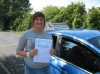 Charlotte Tytler passed with Colin Kentish Driver Training