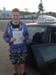 Jos Harris passed with In 2 Driving School Of Motoring