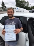 Kevin Christian passed with In 2 Driving School Of Motoring
