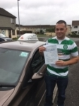 Sam McVey passed with In 2 Driving School Of Motoring