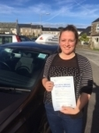 Shani Coxwell passed with In 2 Driving School Of Motoring