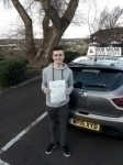 Alex Chandler passed with Rob Milne School Of Motoring