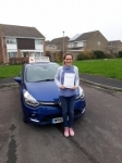 Ania Allen passed with Rob Milne School Of Motoring