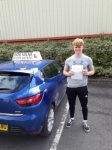 Ben Tothill passed with Rob Milne School Of Motoring