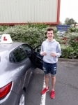 Billy Blackall passed with Rob Milne School Of Motoring