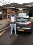 Chris Lloyd passed with Rob Milne School Of Motoring