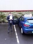 Dan Hearn passed with Rob Milne School Of Motoring