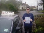 David Portch passed with Rob Milne School Of Motoring