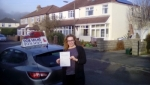 Elena Crossan passed with Rob Milne School Of Motoring