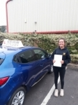 Ella Brown passed with Rob Milne School Of Motoring