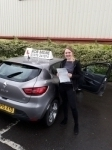 Emma Mckiernan passed with Rob Milne School Of Motoring