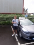 Felix Jenkins passed with Rob Milne School Of Motoring