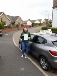 Hannah Anderson passed with Rob Milne School Of Motoring