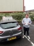 Harrison Briggs passed with Rob Milne School Of Motoring