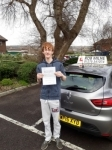 Harry  Long passed with Rob Milne School Of Motoring