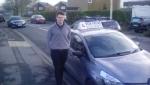 Josh Yeates passed with Rob Milne School Of Motoring