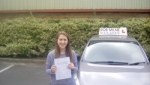 Laura Reeve-Stuckey passed with Rob Milne School Of Motoring