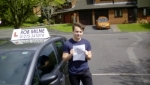 Sam Jarman passed with Rob Milne School Of Motoring