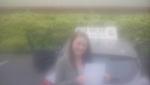 Kate Blackshaw passed with Rob Milne School Of Motoring
