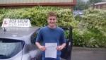 Adam Caulfield passed with Rob Milne School Of Motoring