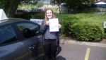 Alice Clark passed with Rob Milne School Of Motoring