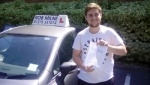 Ryan Brown passed with Rob Milne School Of Motoring