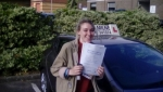 Jessye Chapman passed with Rob Milne School Of Motoring