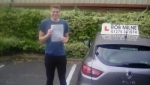 George Oxley passed with Rob Milne School Of Motoring