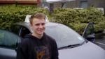 Joe Vickery passed with Rob Milne School Of Motoring