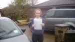 Katie Semple passed with Rob Milne School Of Motoring