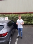 Lewis O'brien  passed with Rob Milne School Of Motoring